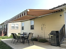 Retractable Awning St. Louis