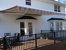 Retracble Awning Lake St. Louis