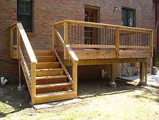 Cedar Deck in St. Louis