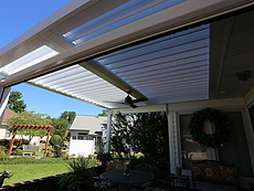 Adjustable Louvered Roof Patio Cover in St. Louis, MO