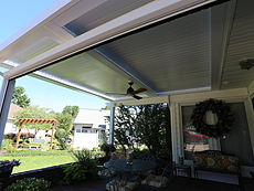 Louvered Roof in St. Charles, MO