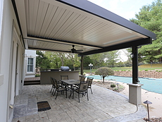 Louvered Roof in St. Louis, MO