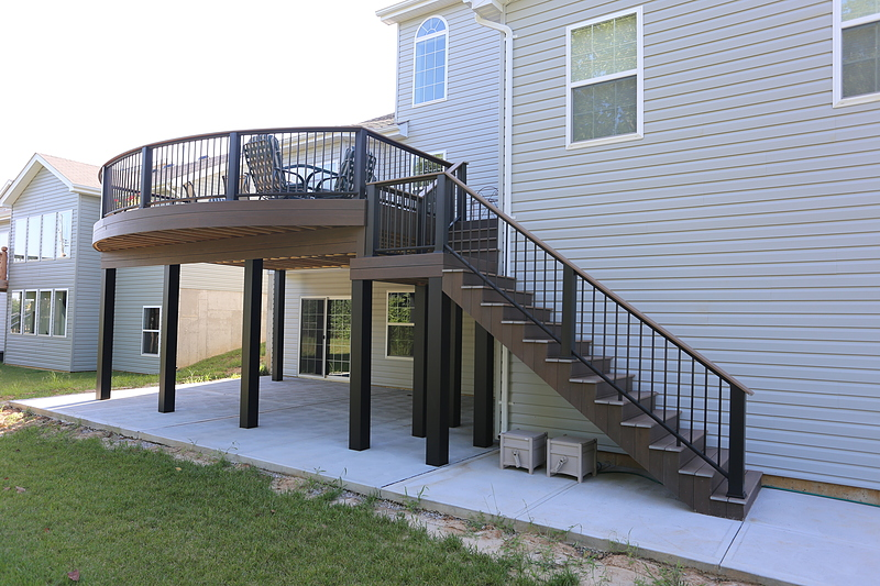 Composite Wood Decks