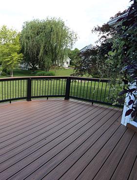 Aesthetic Design Amp Build Deck Design Portfolio St Louis