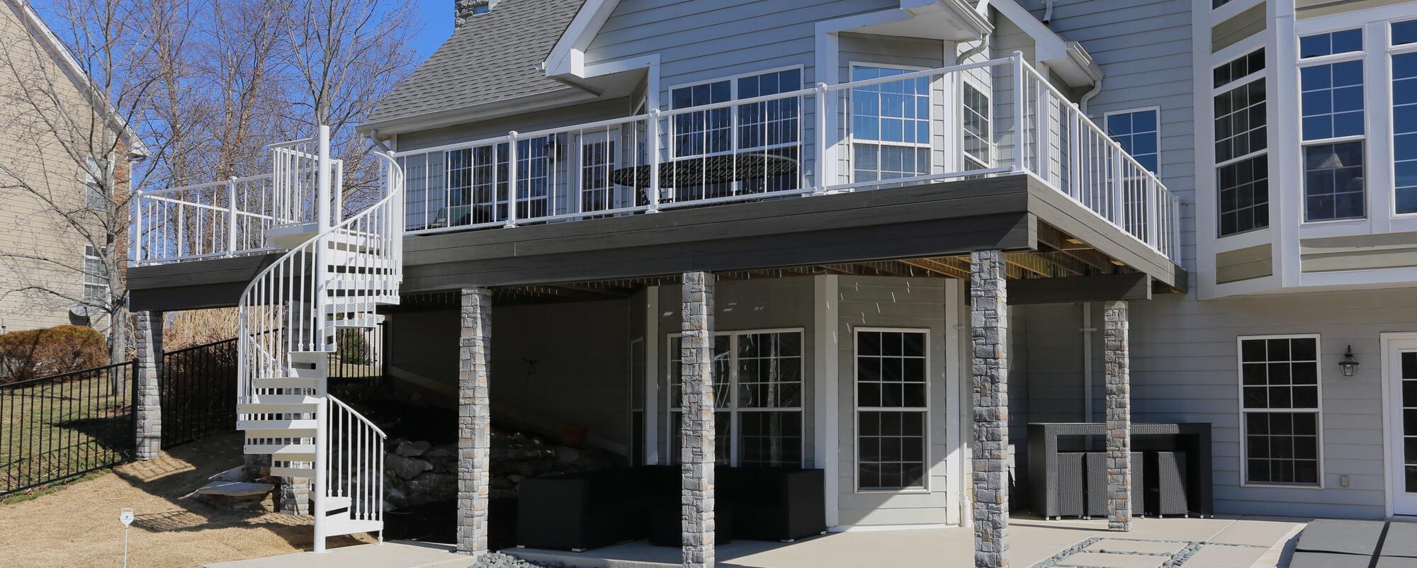 Aesthetic Design Amp Build Deck Builder In St Louis